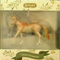 Breyer 2019 Holiday Unicorn Ornament - Majesty - NEW in Package w/ FREE US Ship!