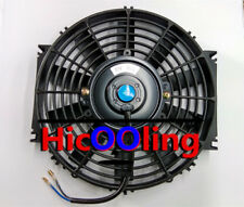 Universal 16 inch 12V volt Electric Cooling Fan Thermo Fan + Mounting kits