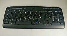 Logitech K330 USB 2.0 Computer Desktop Wireless Keyboard Unifying Connection