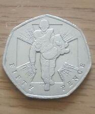 2006 Heroic Act Victoria Cross  50P  Coin
