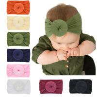 Newborn Toddler Kid Baby Girls Bow Hairband Headband Headwear Accessories NEW
