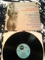 THE LONDON JAZZ CHAMBER GROUP PLAYS KEN MOULES RIB SUITE LP EX!!! UK 1ST EMBER