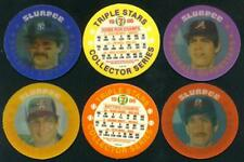 Dave Winfield - Darryl Strawberry - George Bell #E11 1986 Seven-Eleven Coin