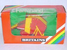 Britains Farm Series 1:32 FARMHAND ROUND BALER WAGON Implement 9532 MIB`80!