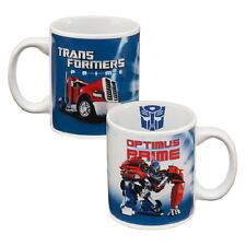 Transformers Optimus Prime Comic Art 12 oz Ceramic Coffee Mug Cup, NEW UNUSED