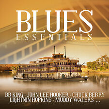 CD Blues Essentials Vol. 1 por diversos Artistas 2CDs