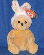 TY SPRINGSTON the BEAR BEANIE BABY - MINT with MINT TAG