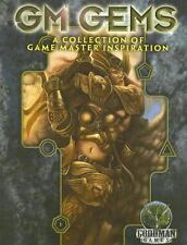 GM Gems Vol. 1 : A Collection of Game Master Inspiration by Games Goodman (2007,