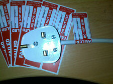 Pat Testing Labels 50 X Failed Cable Wrap Labels