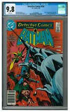 Detective Comics #558 (1986) Age Batman & Robin Newsstand CGC 9.8 AA445