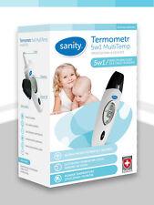 Multi-termómetro Temp 5 en 1 tecnología de infrarrojos Oreja Piel para Niños Bebés