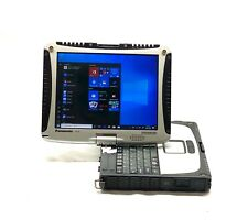 Panasonic Toughbook CF-19 / 256GB SSD 4GB RAM WIN 10 Pro None-touch