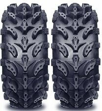 Two new 24x8-12 Honda Suzuki Swamp Lite ATV Tires 24 8 12 Free Shipping