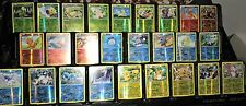 LOT OF 185 POKEMON CARDS-XY FURIOUS FISTS-80 REV.FOIL+9 HOLOS,3 EX,5 SPECIAL