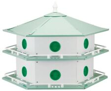 New ListingNew Purple Martin Aluminum Bird House Heath Ah-12D 12 Apartment 6309116