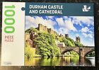 1000+Piece+Jigsaw+Puzzle+Just+Games+Brand+Durham+Castle+And+Cathedral+Theme