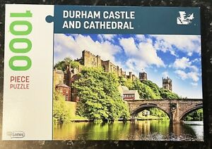 1000 Piece Jigsaw Puzzle Just Games Brand Durham Castle And Cathedral Theme