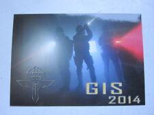 CALENDARIO TASCABILE CARABINIERI GIS G.I.S. CC 2014 NUOVO