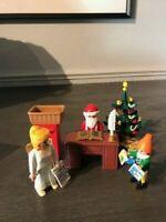 Playmobil Santa's office advent calendar