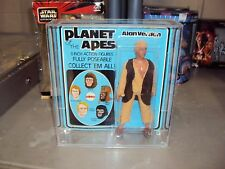 PLANET OF THE APES ACRYLIC CASES THIS SALE IS FOR ACRYLIC CASES ONLY NO TOYS