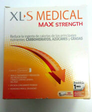 XLS Medical Max Strength 120 comp - Perder Peso, Adelgazar