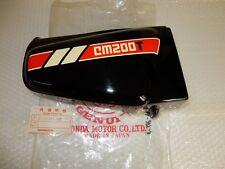 Seitendeckel rechts Sidecover right Honda CM200T BJ.79-81 New Neu