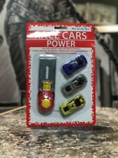 Race Cars Power 3 coches con cortez car with Starter motivo 1