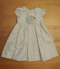 Lily Pulitzer Girls Flower Girl / Party / Holiday / Fancy Dress – Size 5 - Ivory