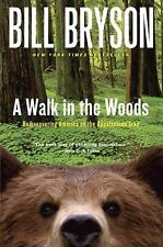 "Bill Bryson ""A WALK IN THE WOODS"" - Very Nice Softcover, MOVIE RELEASE 8/15"