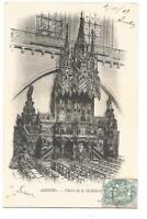 49 Angers Chaire de La Catedral