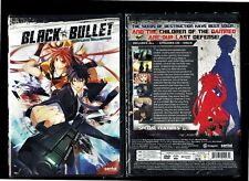 Black Bullet - Complete Anime Collection (Brand New 3 DVD Set, 2015)