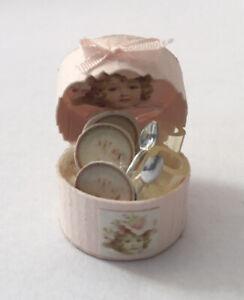 Dolls House Tableware In Box
