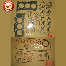 3GR 3GRFE Engine Full gasket set kit for Toyota Crown/Reiz 2.5L 3.0L Lexus IS/GS