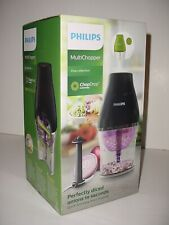 Philips MultiChopper Electric Kitchen Appliance HR2505 - Green - New In The Box