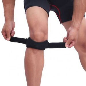 Patella Knee Support Brace Strap Neoprene Arthritis Injury Pain Relief Running