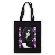 MOTT THE HOOPLE UNOFFICIAL ROLL AWAY THE STONE ROCK TOTE BAG LIFE SHOPPER