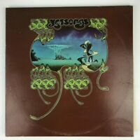 Vintage Vinyl LP Yes Yessongs SD 3-100 Atlantic 1973 Trifold with Booklet