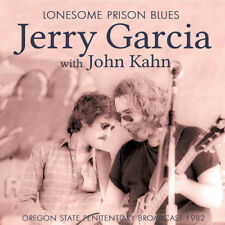 Jerry Garcia : Lonesome Prison Blues CD (2016) ***NEW***