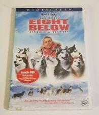 Eight Below (DVD, 2006, Widescreen)Paul Walker  NEW SEALED