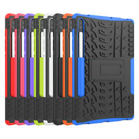 Hybrid Rugged Stand Case Cover For Samsung Galaxy Tab S6 10.5 2019 SM-T860/865