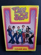 That 70s Show - Season 1 (DVD, 2004, 4-Disc Set) Mila Kunis, Ashton Kutcher