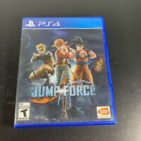 Jump Force - Standard Edition (Sony PlayStation 4, 2019) PS4