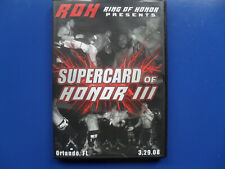 ROH - Supercard of Honor III (1 DVD)