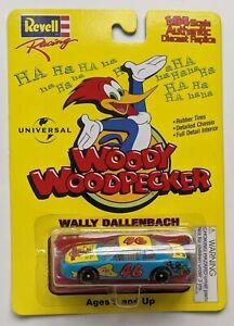 WOODY WOODPECKER WALLY DALLENBACH Revell Racing NASCAR #46 Monte Carlo Chevrolet