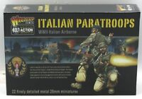 Bolt Action WGB-IA-01 Italian Paratroops (WWII Airborne) Infantry Warlord Games