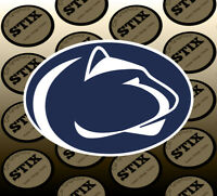 Penn State Nittany Lions Logo NCAA Vinyl Die Cut Sticker Car Window Bumper Decal