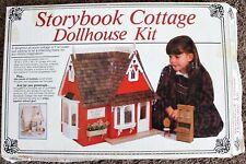 Storybook Cottage Dollhouse Kit No. 8021, Greenleaf, 1985.