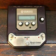 Yamaha Magicstomp Multi-Effects Guitar Pedal