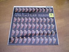 ROBERT MAXWELL - SPECTACULAR HARPS = MGM 848 YELLOW LABEL