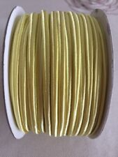 Griffin natural silk thread for stringing pearls and beads Size #10 White